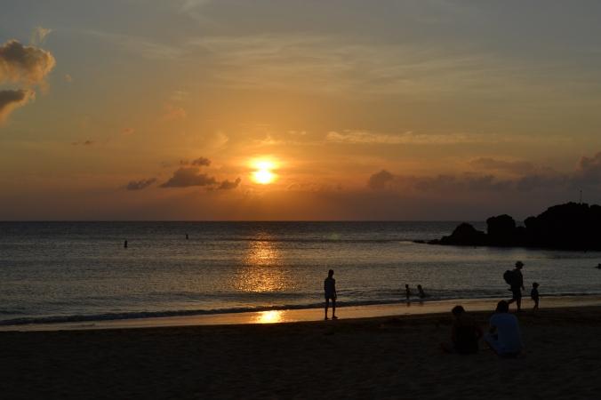 Hawaii Pacific Sunset