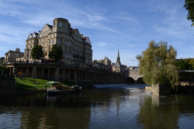 Bath Canal, England.JPG